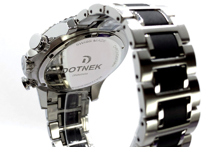 Swiss-made DOTNEK watches