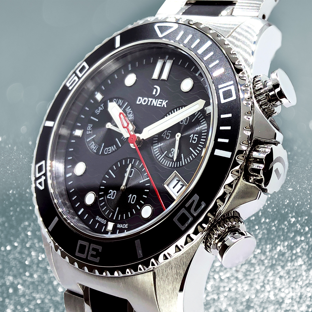 Chronograph meaning, its functionality and the advantages. Why do I need a chronograph as a type of men's watches?